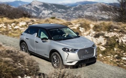 DS3 Crossback E-Tense review: chic French compact SUV gets all-electric propulsion
