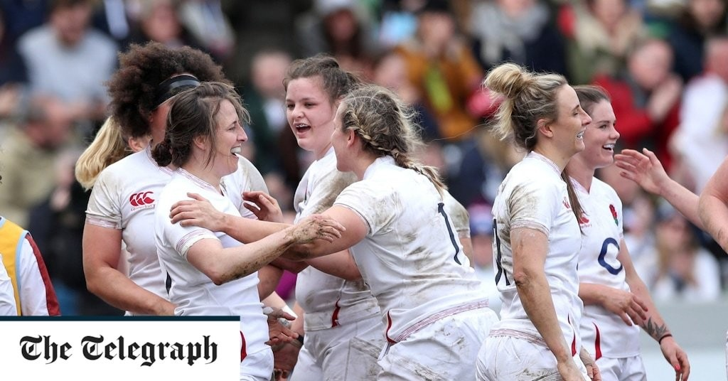 England women confirmed as top seeds for 2021 Rugby World Cup