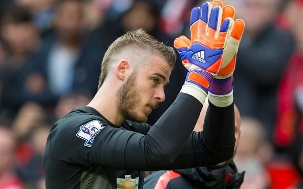 Manchester United can do no more to persuade David de Gea to stay, admits Louis van Gaal