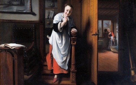 Nicolaes Maes: Dutch Master of the Golden Age review, National Gallery - amorous high jinks by a 17th-century sell-out