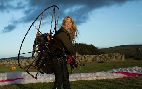 'Human swan' to fly 6,000 miles following migrating ospreys to Africa