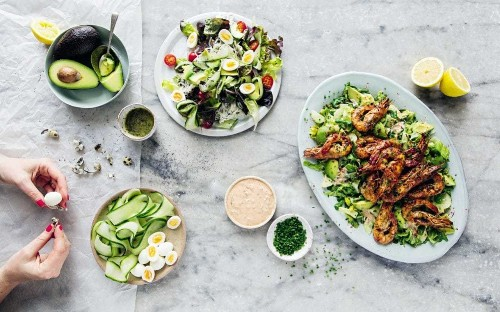 Make salad the main event with these delicious and filling recipes