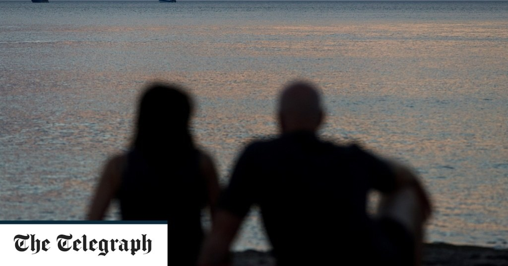 Couples separated by Covid use Croatia to meet - and marry