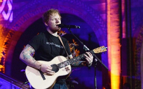 Ed Sheeran and James Blunt usher in new albums with social media
