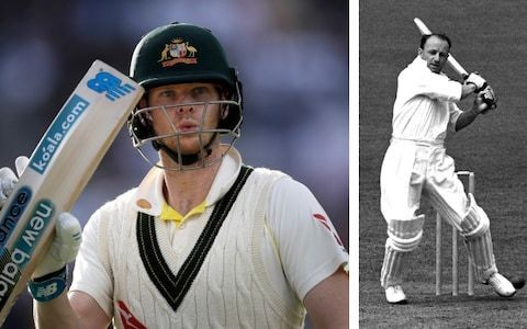 Is Steve Smith the best since Donald Bradman? Follow our animated chart to find out