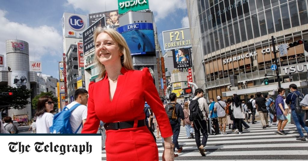 The Japan-UK deal could be a template for Global Britain's trading renaissance