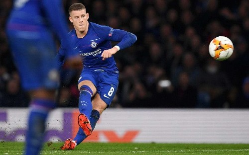 Ross Barkley defends Chelsea manager Maurizio Sarri: 'You'll see how good Sarri-ball will be'