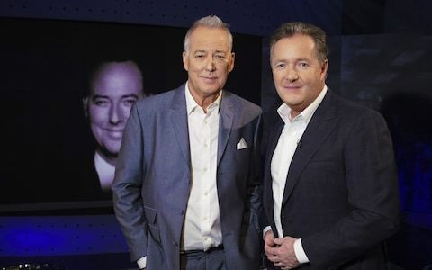 Piers Morgan's Life Stories, review: Michael Barrymore – 'I couldn't be more sorry'