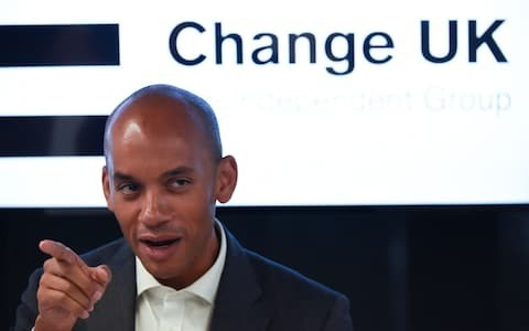 At last the serial flip-flopper Chuka Umunna has found the party that's right for him