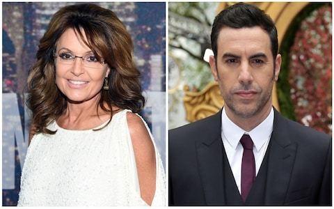 Sacha Baron Cohen demands apology from Sarah Palin, as more victims come forward