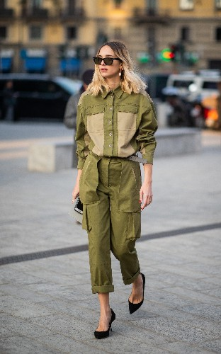 How to style the utility trend, according to The Telegraph's fashion editors