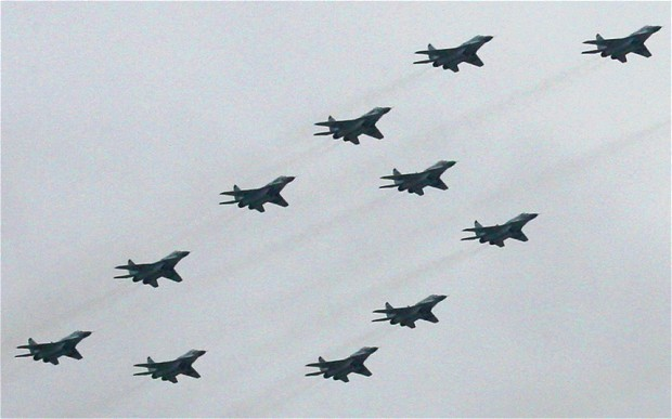 Russia to sell 10 MiG fighter jets to Syria