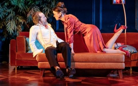 Tartuffe, National Theatre, review: a comedy from the past to give you very modern nightmares