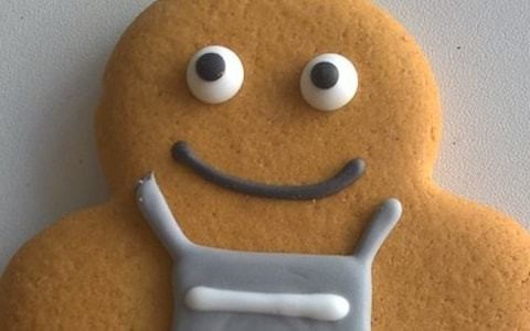 Gender neutral gingerbread person launched by supermarket as they ask public to chose a 'fitting' name