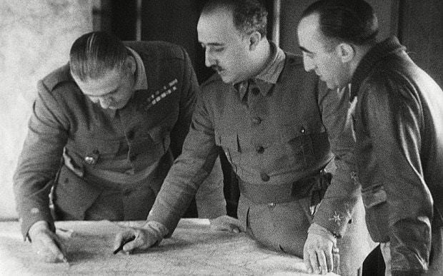 General Franco to be officially defined by Spain as a dictator