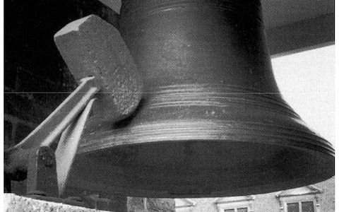 Cambridge college admits that a bell it had on display for decades was from a slave plantation