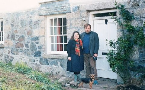 She's an urbanite; he loves the country. Could their marriage survive when they moved to Cornwall?