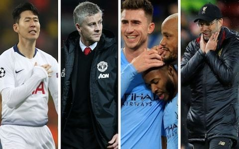 Champions League state of play: how will the last-16 ties be decided?