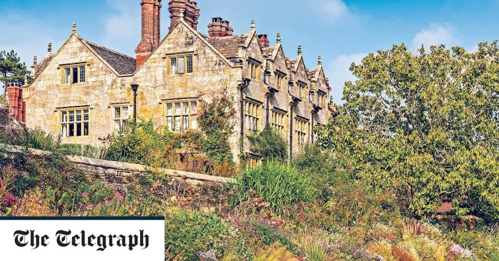 150 years on, the legacy of William Robinson's garden at Gravetye Manor remains wild and wonderful