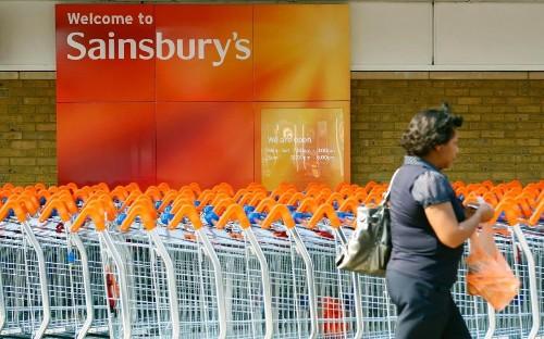 Mother claims Sainsbury's cashier 'gender-shamed' her son for choosing pink Kinder egg