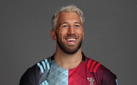 Chris Robshaw interview: 'I want England to go to the World Cup and redeem what happened in 2015'
