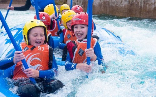 Full Throttle: 40 active half term days out