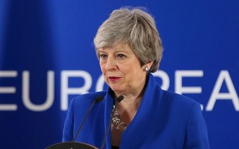 Polls show Theresa May's Tories now at similar level of support to John Major in 1997 as voters 'ditch party over Brexit'