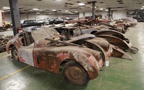Inside the world's largest classic car restorer