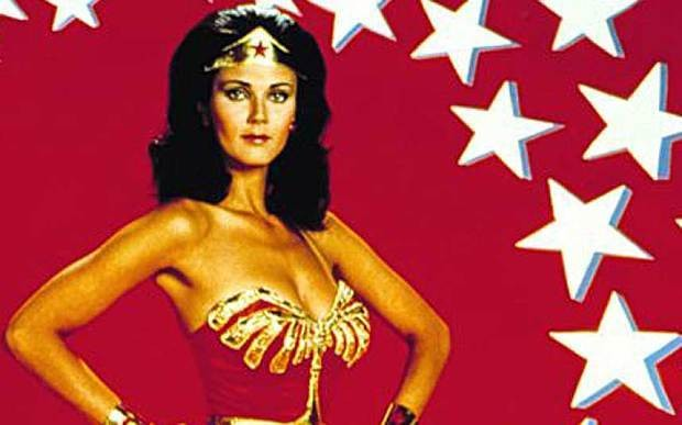 It's a wonder there aren't more Wonder Women