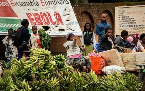 'The most complex response we've faced': on the Ebola frontline