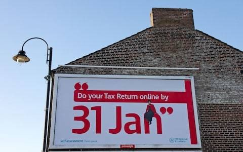 How 1 in 3 taxpayers escapes HMRC fines for late tax returns