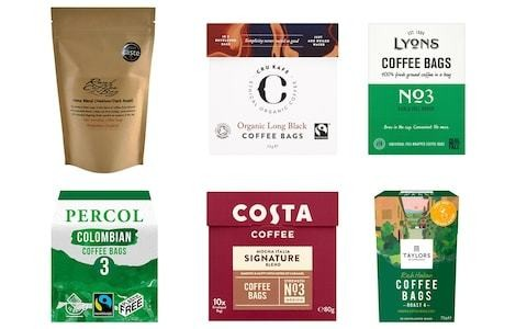 Are ground coffee bags an ingenious invention? 6 of the best, tried and tasted