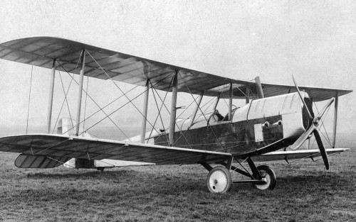 In pictures: a history of cutting-edge British military aircraft
