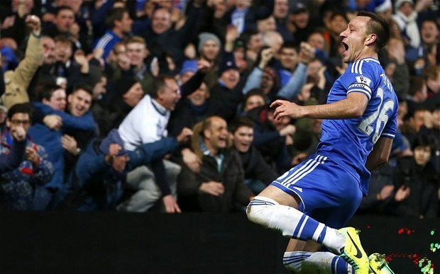 Chelsea issue email warning threatening to ban supporters over 'persistent standing'