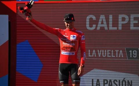 Vuelta a Espana 2019, stage two – full results and standings: Irishman Nicolas Roche takes leader's red jersey