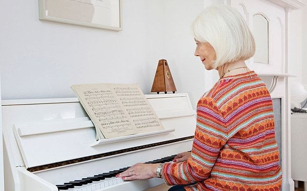 Playing a musical instrument may lower dementia risk