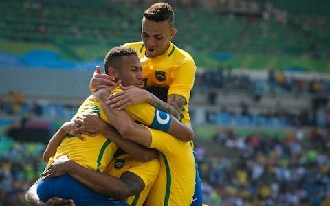 Brazil determined to move past infamous humiliation at the hands of Germany to clinch Olympic football gold in Rio