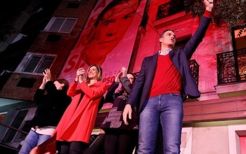 Hard-Right on the rise as Spanish repeat election produces no clear winner