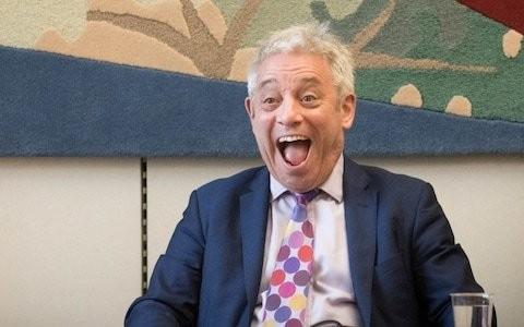 Downing Street blocks Labour bid to ennoble John Bercow
