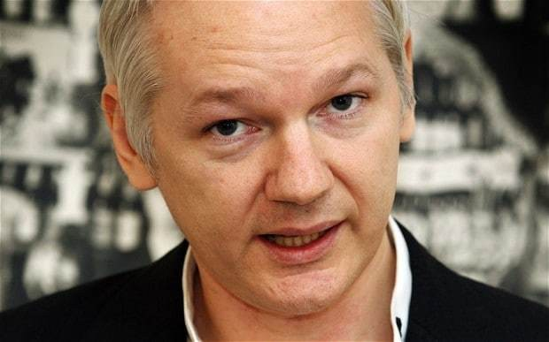 Julian Assange launches Wikileaks Party bid for Australian senate
