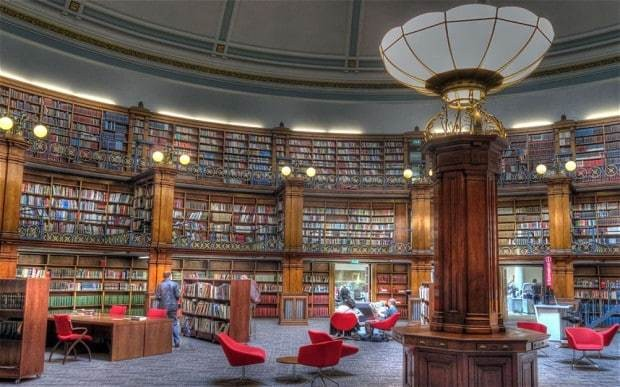 Flexible and digitised, our libraries have a bright future