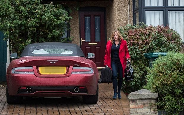 Chugging boss's businesses go bust (but she'll keep the Aston Martin)