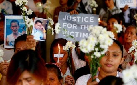 'I saw my grandfather lying in a pool of blood': The unseen impact of Philippines' brutal war on drugs
