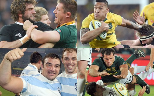 Rugby World Cup 2015, fantasy squad - by Steve James - Telegraph
