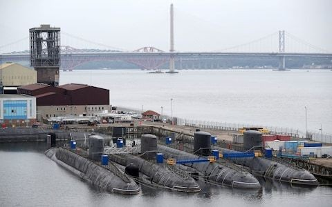 Scrapped submarines costing £30m a year in 'extortionate storage costs'