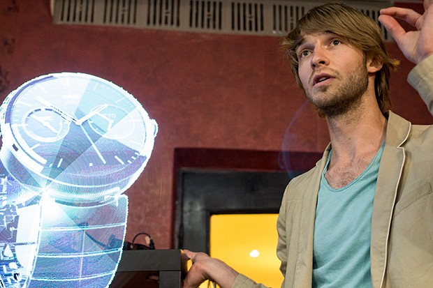 Holograms are coming to a high street near you