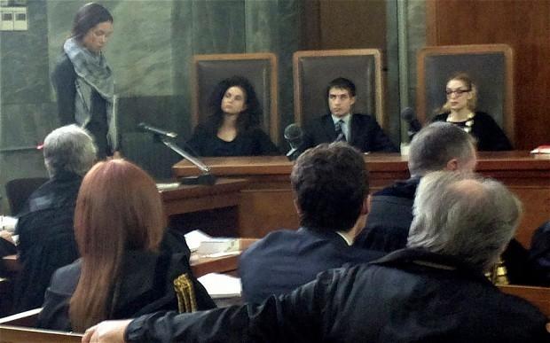 Ruby the Heart Stealer testifies in Milan