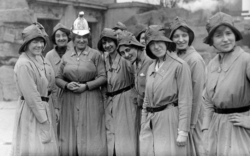 WW1 women at work: In pictures - Telegraph