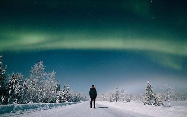 Readers' tips: the best places to see the Northern Lights – if you're lucky