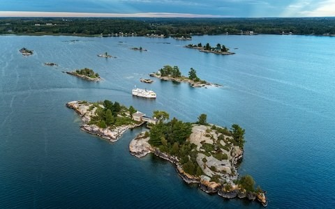 Seaway to heaven: A meandering cruise through the Great Lakes and the Thousand Islands